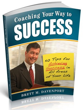 Brett Davenport, Coaching your way to success